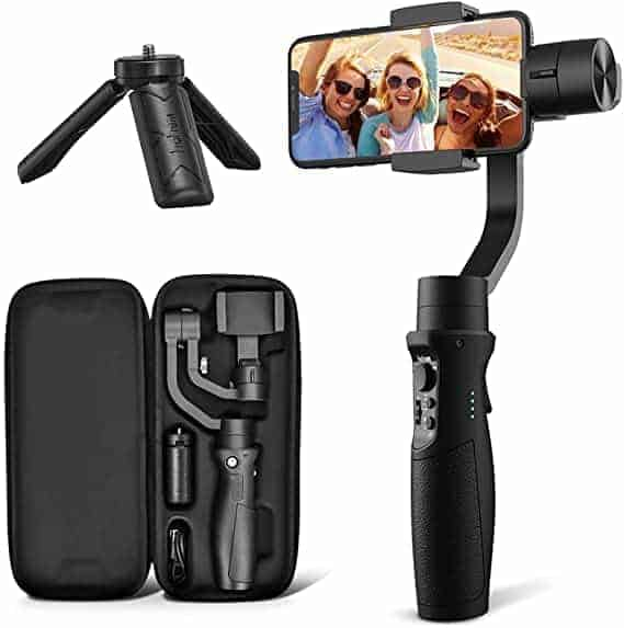 Hohem Gimbal Stabilizer for iPhone