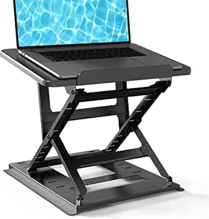 HUANUO height adjustable laptop table